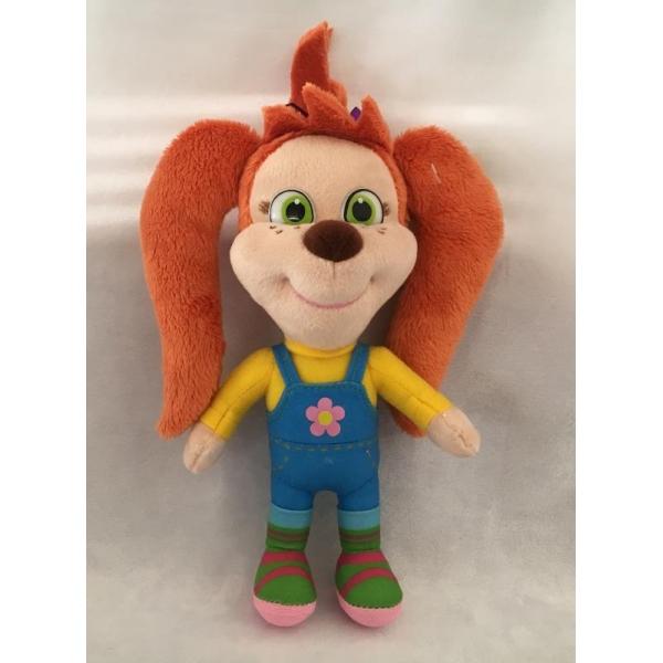 Купить Мягкая игрушка без чипа – Лиза в новой одежде из серии Барбоскины, 20 см., Мульти-Пульти