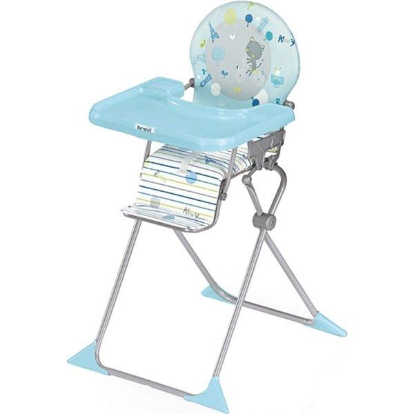 Стульчик для кормления - Junior, голубойСтульчики для кормления<br>Стульчик для кормления - Junior, голубой<br>