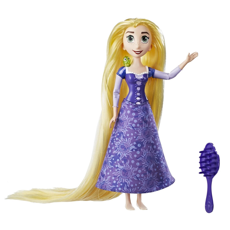 Купить Кукла – Рапунцель поющая. Disney Princess, Hasbro