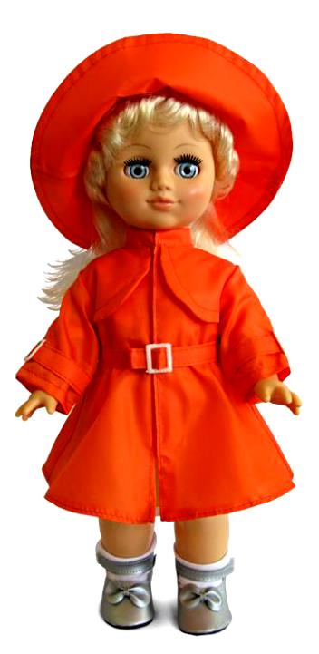 Кукла «Олеся 4» со звуковым устройством 35,5 смРусские куклы фабрики Весна<br>Кукла «Олеся 4» со звуковым устройством 35,5 см<br>