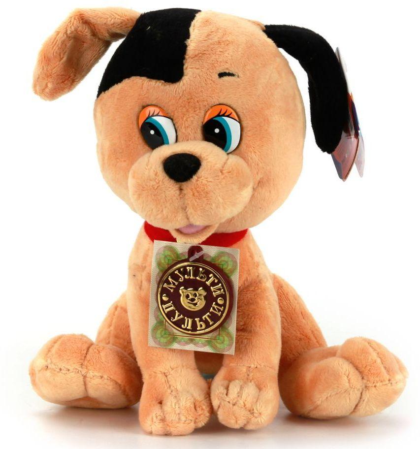 Озвученная мягкая игрушка Котенок по имени Гав – Щенок, 18 см - Игрушки Союзмультфильм, артикул: 148194
