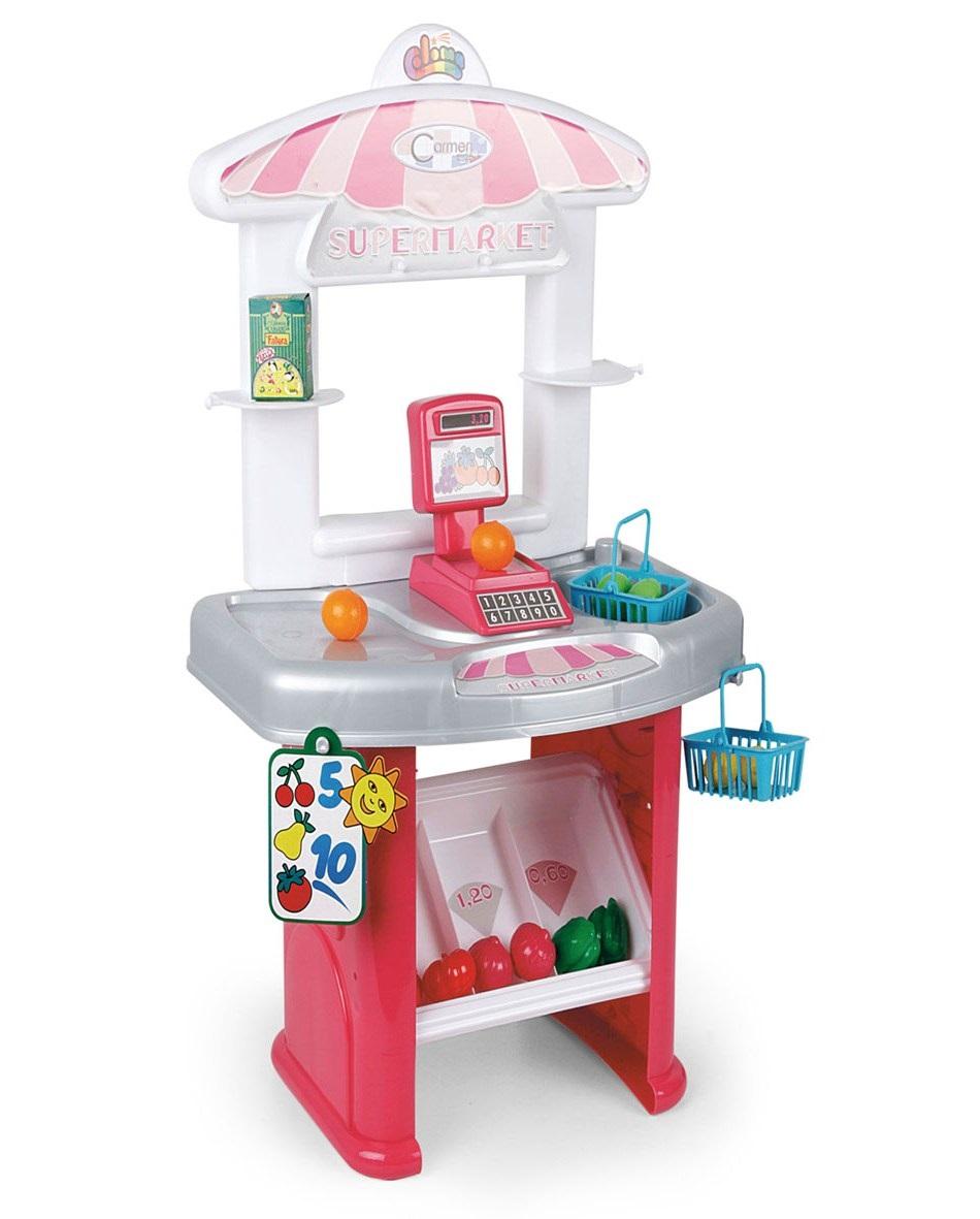 Супермаркет для детей Coloma, 3466RTДетская игрушка Касса. Магазин. Супермаркет<br>Супермаркет для детей Coloma, 3466RT<br>