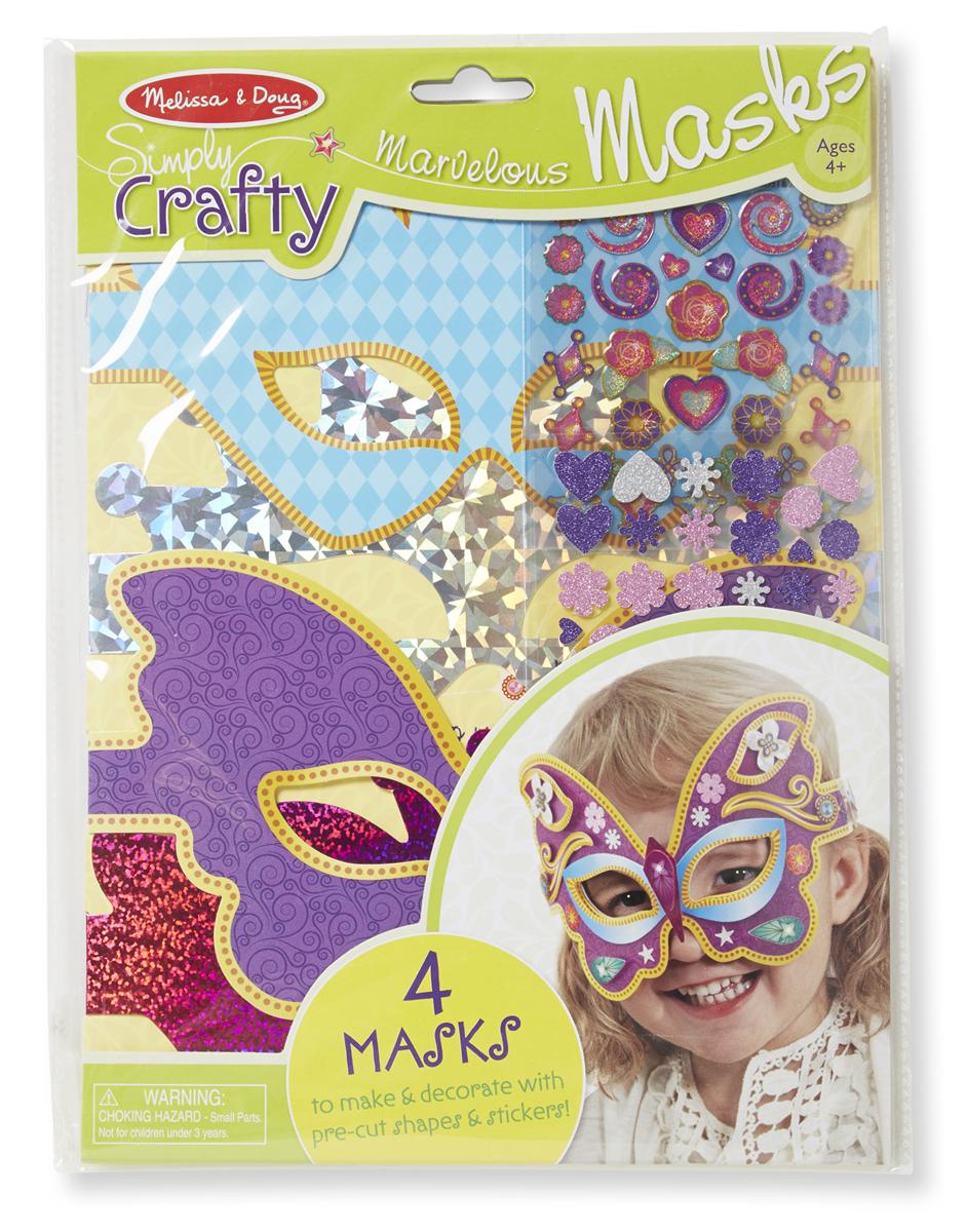 Набор «Великолепные маски»Карнавальные маски и колпаки<br>Набор «Великолепные маски»<br>
