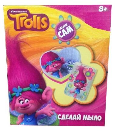 Набор сделай мыло ТроллиТролли игрушки<br>Набор сделай мыло Тролли<br>