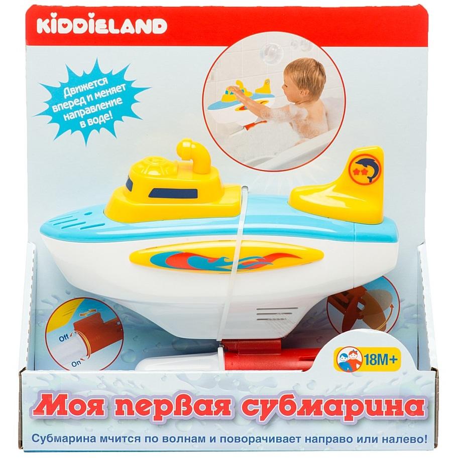 Игрушка для ванной «Моя первая субмарина» Kiddieland, KID 049908Игрушки для ванной<br>Игрушка для ванной «Моя первая субмарина» Kiddieland, KID 049908<br>