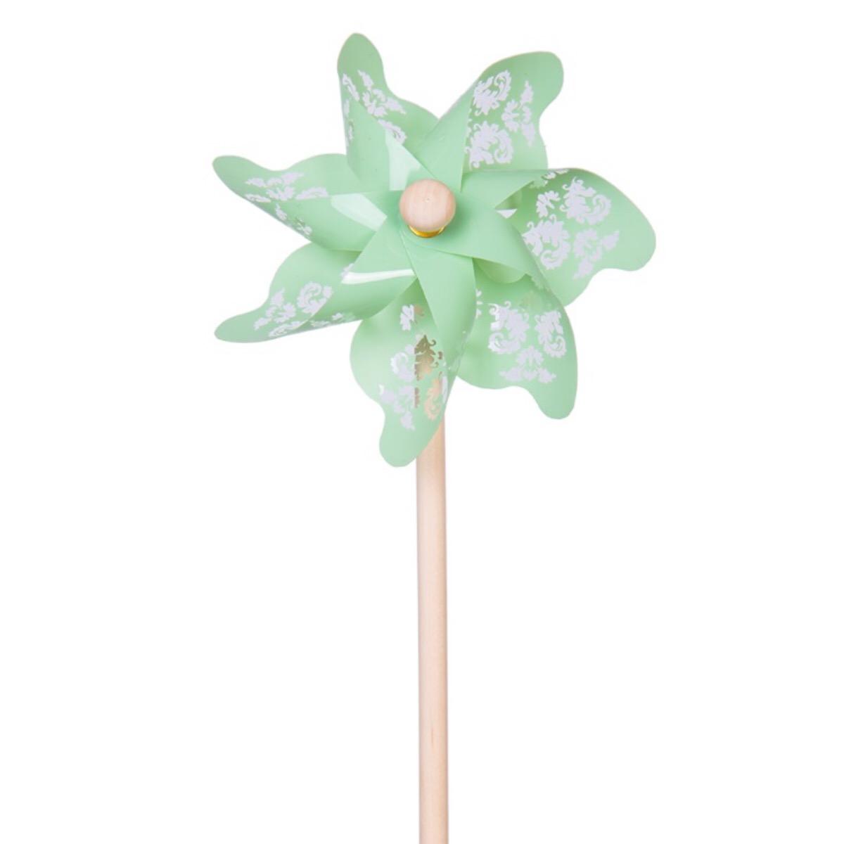Ветрячок - Зелёный с узорами, 31 см.Разное<br>Ветрячок - Зелёный с узорами, 31 см.<br>