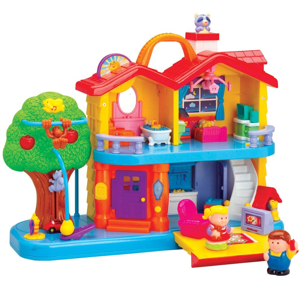 Развивающая игрушка «Занимательный дом» Kiddieland