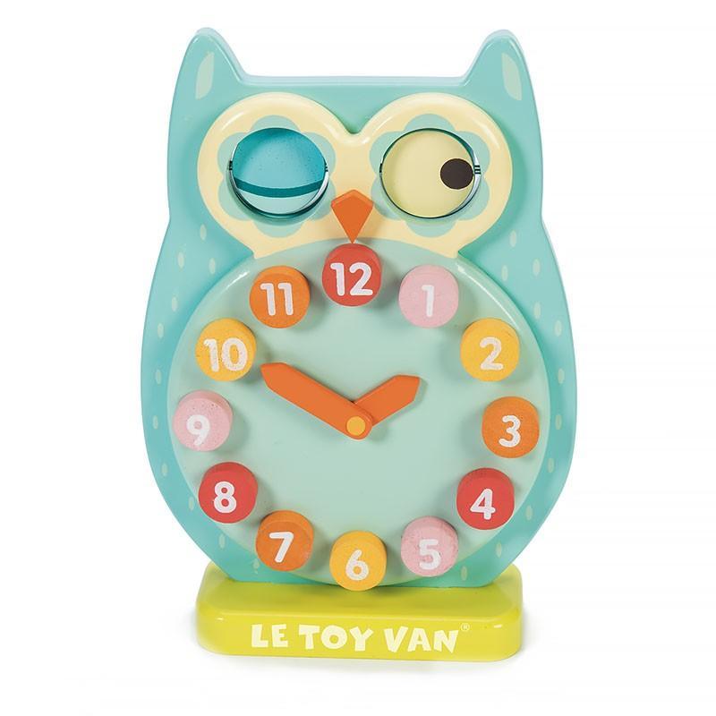 Le Toy Van Игрушка часы - Сова