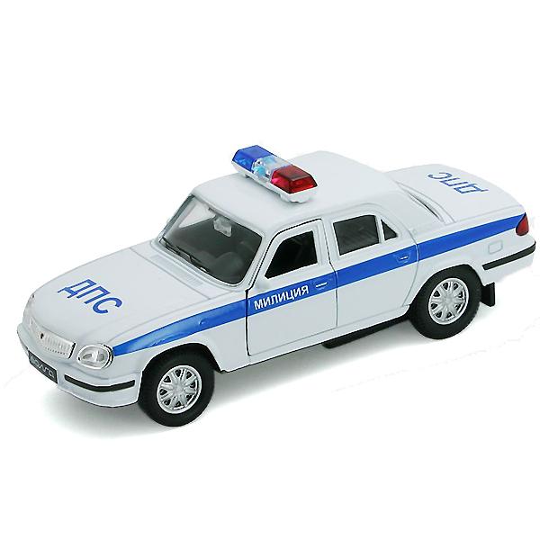 Модель машины Волга Милиция ДПСПолицейские машины<br>Модель машины Волга Милиция ДПС<br>
