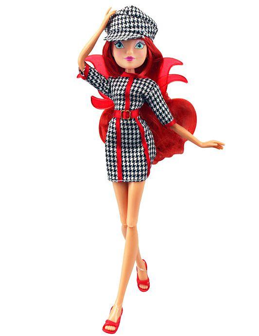 Кукла Парижанка Блум