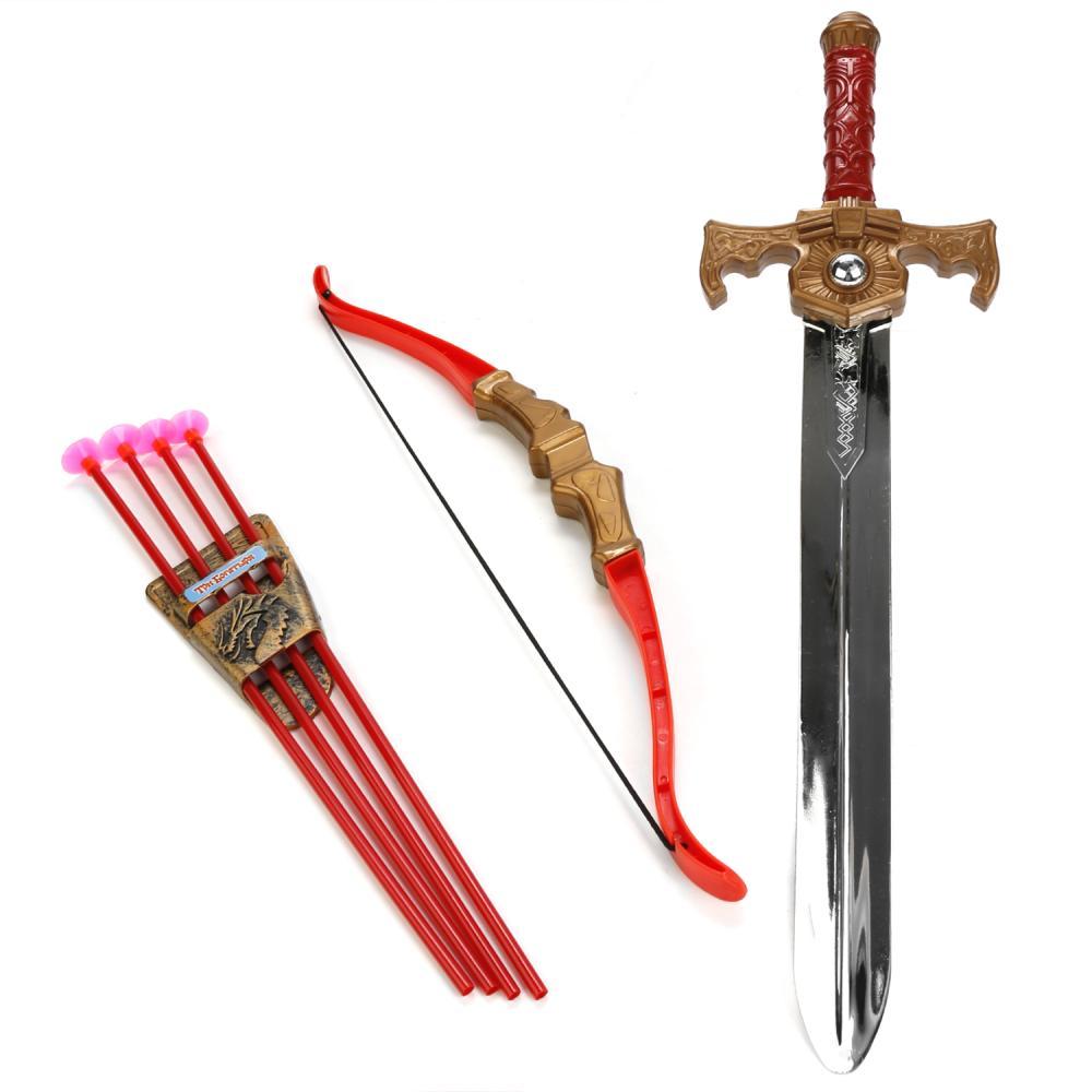 Купить Набор оружия из серии Три Богатыря, на блистере, Играем вместе