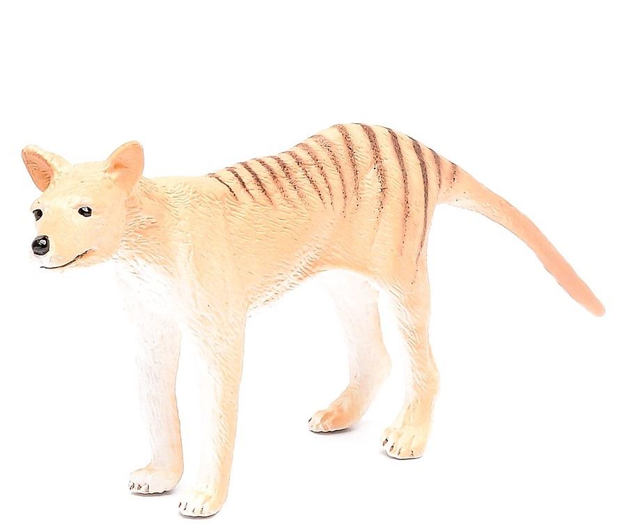 Фигурка - Волк Тасманский, размер 11,5 х 3,5 х 5 см.Дикая природа (Wildlife)<br>Фигурка - Волк Тасманский, размер 11,5 х 3,5 х 5 см.<br>