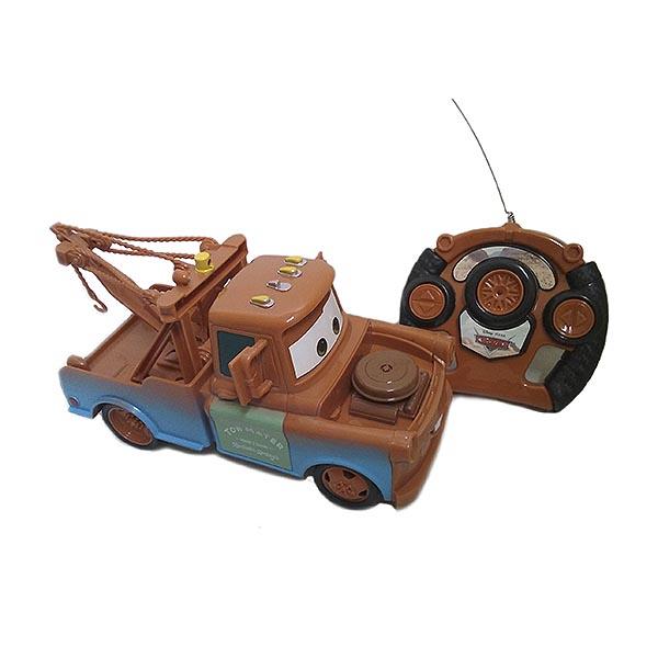 Купить Машинка из серии Тачки - Мэтр на радиоуправлении, 20 см., Yellow
