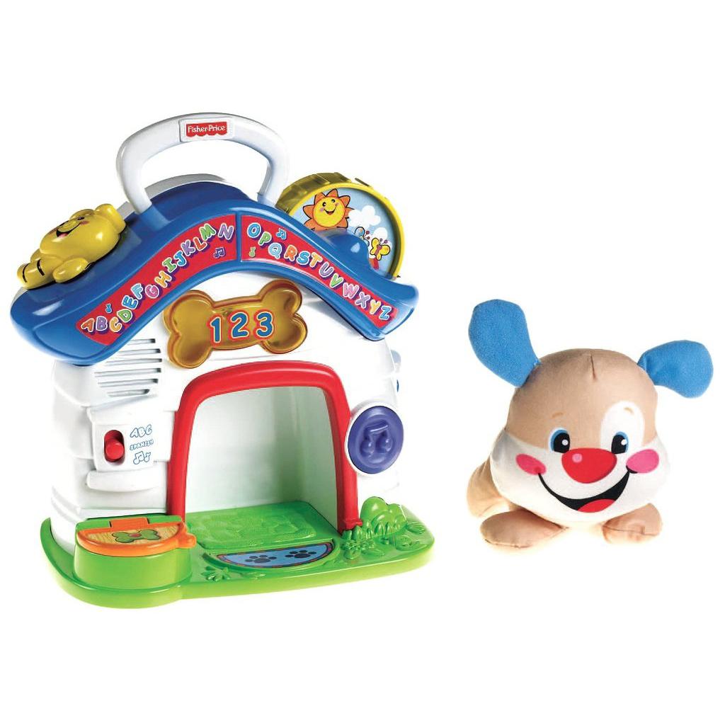 Развивающий обучающий центр Собачки, на русском и английском языкеРазвивающие игрушки Smoby Cotoons<br>Развивающий обучающий центр Собачки, на русском и английском языке<br>