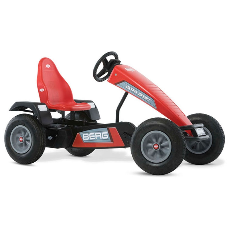 Веломобиль Berg Extra Sport Red XXL-BFR