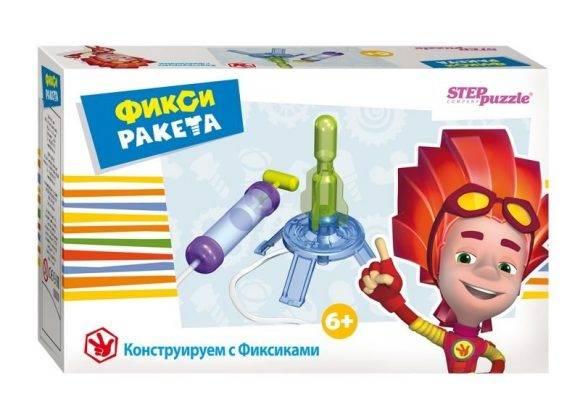 Развивающая игра-конструктор. Фикси-ракетаРазвивающие<br>Развивающая игра-конструктор. Фикси-ракета<br>