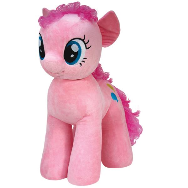 Мягкая пони Pinkie Pie, 70 см.Моя маленькая пони (My Little Pony)<br>Мягкая пони Pinkie Pie, 70 см.<br>