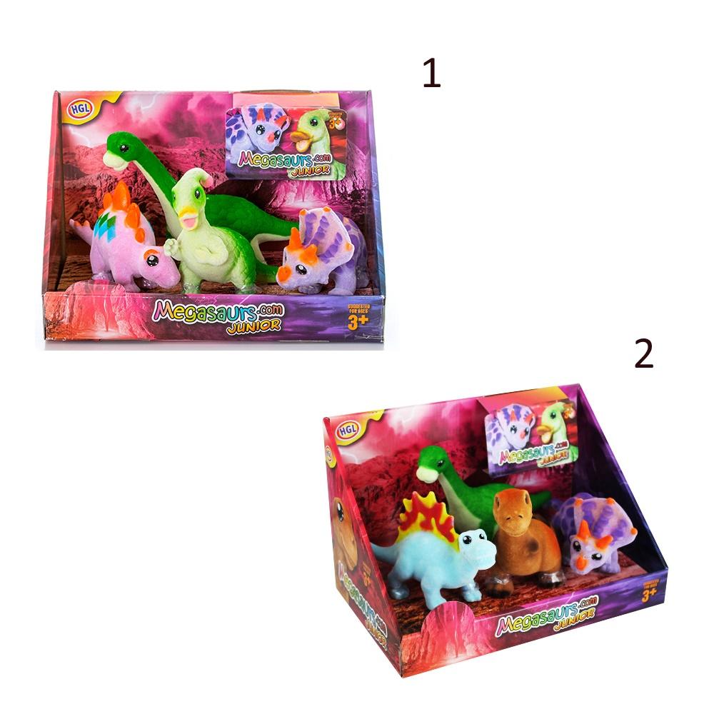 Игровой набор – динозавры, флок - Фигурки животных, артикул: 160125