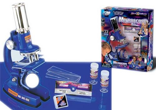 Микроскоп детский, 23 предмета от Toyway