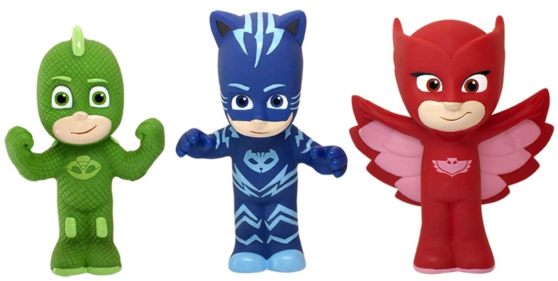Игровой набор PJ Masks – Герои в маскахРезиновые игрушки<br>Игровой набор PJ Masks – Герои в масках<br>