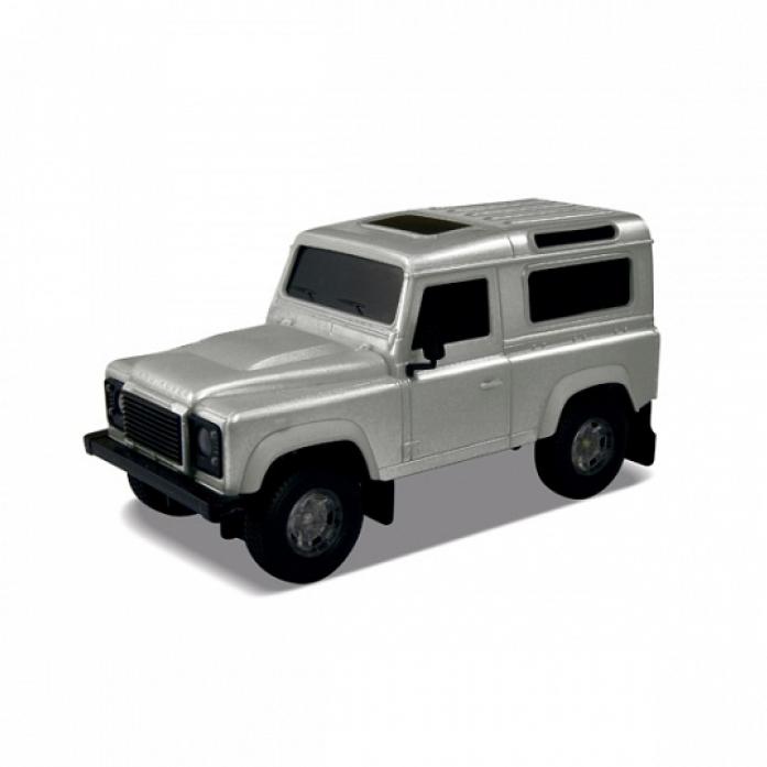 Купить Радиоуправляемая модель машины 1:24 Land Rover Defender, Welly