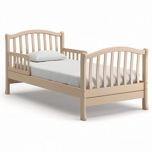 Подростковая кровать - Nuovita Destino, sbiancato/отбеленныйДетские кровати и мягкая мебель<br>Подростковая кровать - Nuovita Destino, sbiancato/отбеленный<br>
