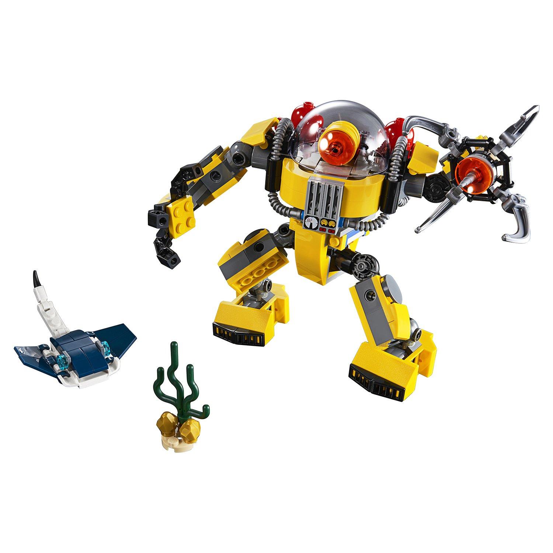 Конструктор Lego®  Creator - Робот для подводных исследований