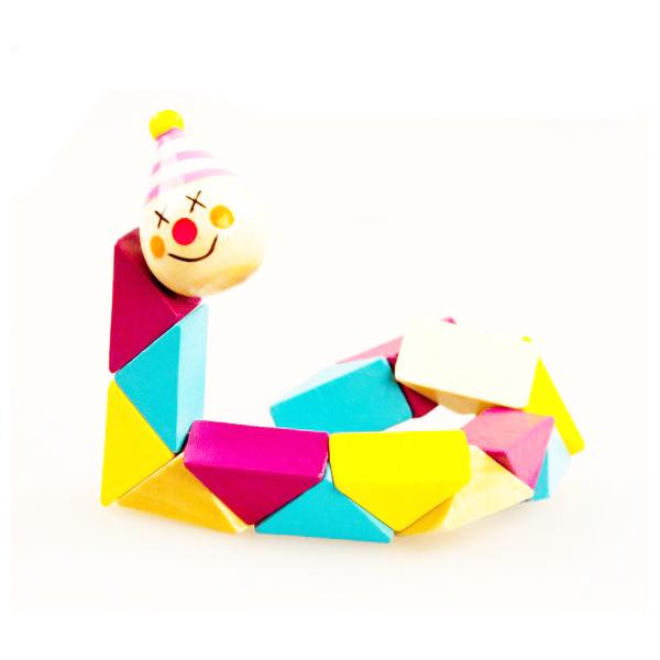 Логическая игрушка - Клоун