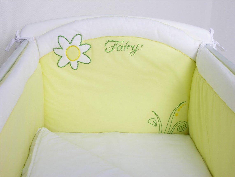 Бампер в кроватку – На лугуБампер в кроватку<br>Бампер в кроватку – На лугу<br>