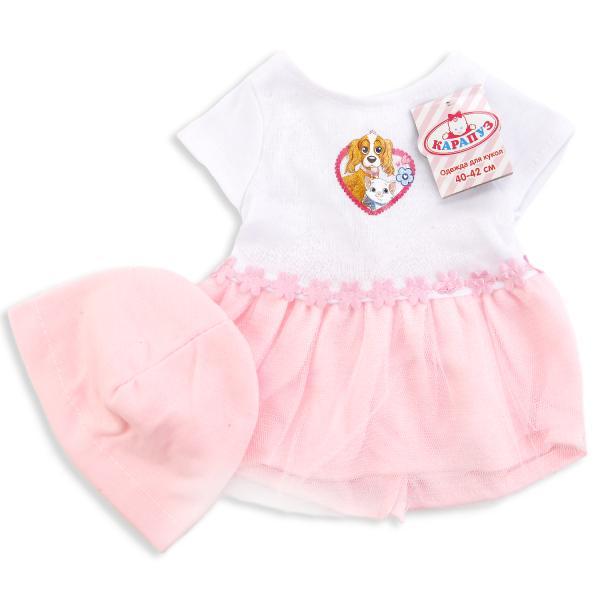 Комплект одежды для куклы 40-42 см.Одежда для кукол<br>Комплект одежды для куклы 40-42 см.<br>