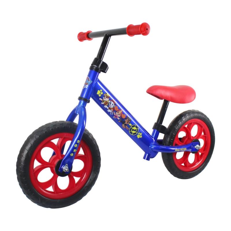 Купить Беговел для мальчика из серии Щенячий патруль, колеса 12 , стальная рама, пластиковые обода, EVA покрышки, Navigator