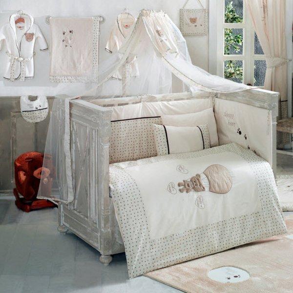 Комплект постельного белья из 3 предметов серия Cute BearДетское постельное белье<br>Комплект постельного белья из 3 предметов серия Cute Bear<br>