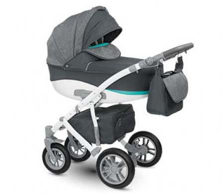 Детская коляска – Camarelo Sirion 2 в 1, Si-21Детские коляски 2 в 1<br>Детская коляска – Camarelo Sirion 2 в 1, Si-21<br>