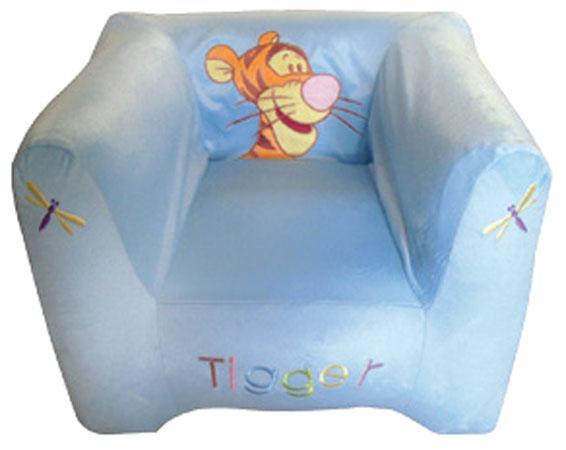 Кресло надувное малое ТигруляДетские кровати и мягкая мебель<br>Кресло надувное малое Тигруля<br>