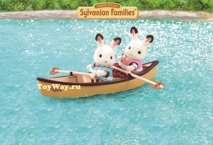 Лодка - Игрушки Sylvanian Families, артикул: 28182