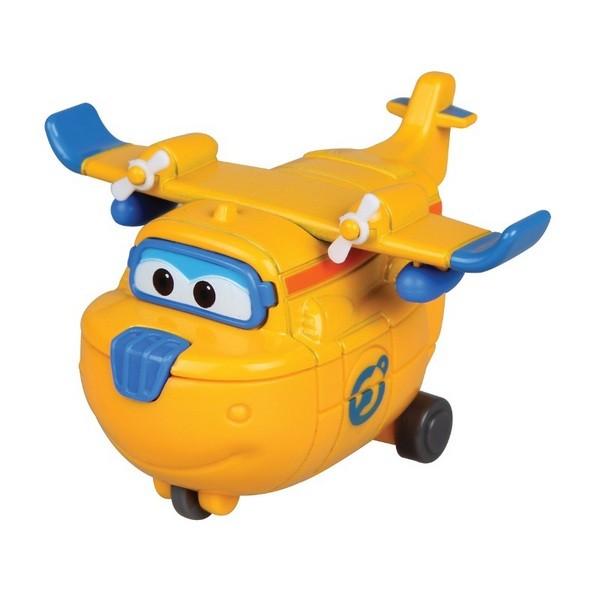 Металлическая фигурка – Донни. Супер КрыльяСупер Крылья (Super Wings)<br>Металлическая фигурка – Донни. Супер Крылья<br>