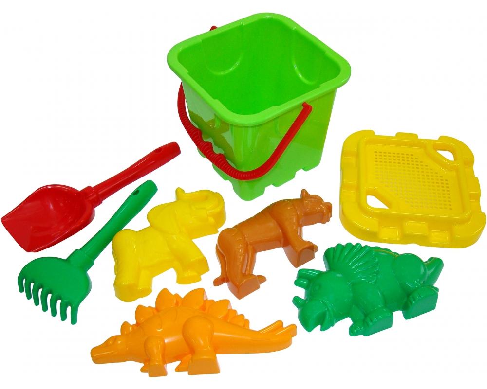Игровой набор для песочницы №287Все для песочницы<br>Игровой набор для песочницы №287<br>