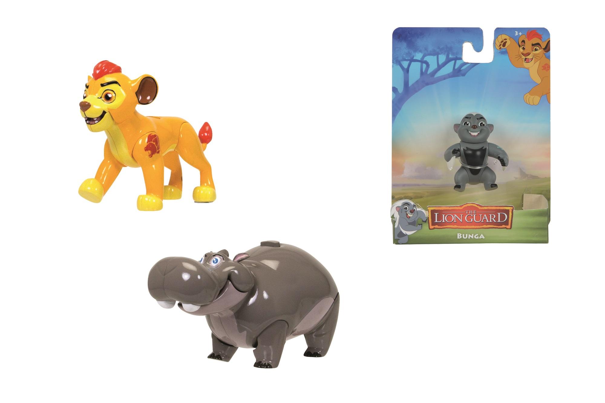 Подвижная фигурка из серии Хранитель Лев, 7-8 см., 3 вида - Король Лев (Хранитель Лев) Lion King, артикул: 152292