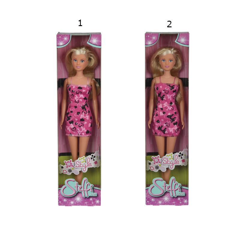 Кукла Штеффи в летней одежде, 2 видаКуклы Steffi (Штеффи)<br>Кукла Штеффи в летней одежде, 2 вида<br>