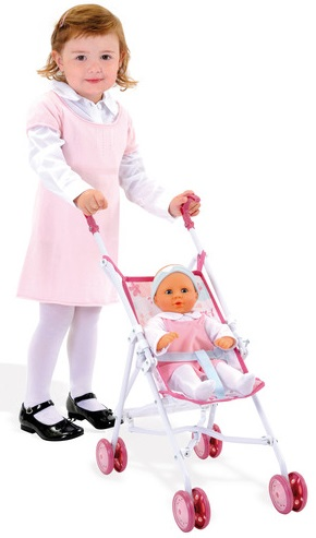 Прогулочная коляска Baby Nurse - Коляски для кукол, артикул: 85138