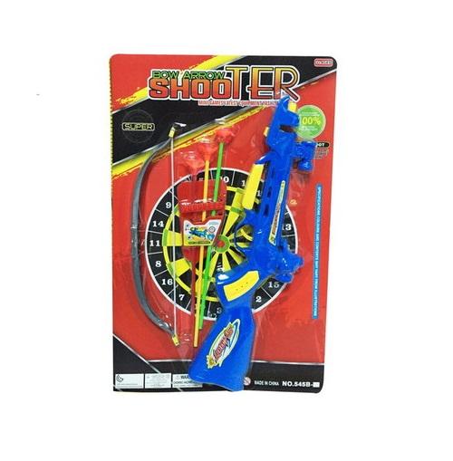 Лук со стрелами-присосками, арбалет и мишеньАрбалеты и Дартс<br>Лук со стрелами-присосками, арбалет и мишень<br>