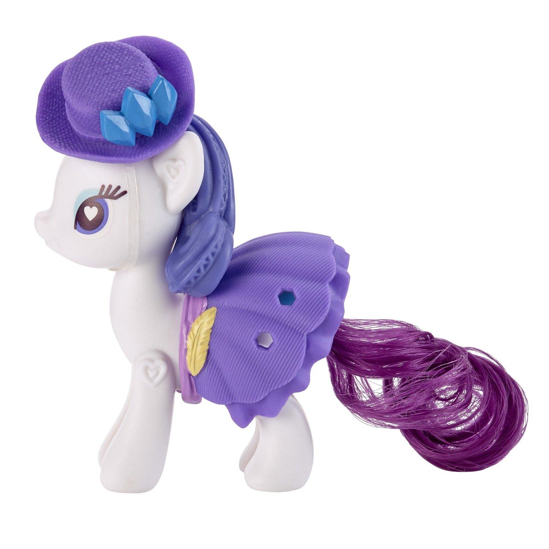 Поп-конструктор из серии My Little Pony – РаритиМоя маленькая пони (My Little Pony)<br>Поп-конструктор из серии My Little Pony – Рарити<br>