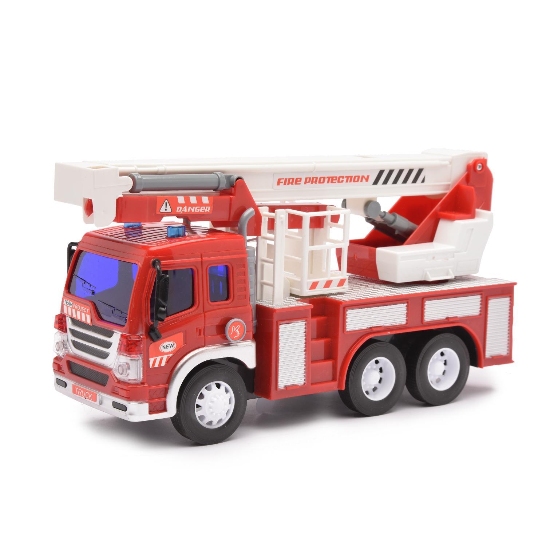 Купить Пожарная машина с лестницей, масштаб 1:16, ABtoys