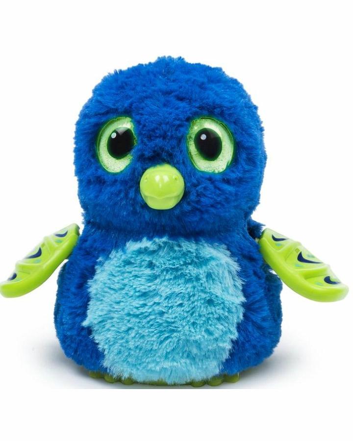Hatchimals. Интерактивный питомец Голубой Пингвинчик, вылупляющийся из яйца - Интерактивные животные, артикул: 145238