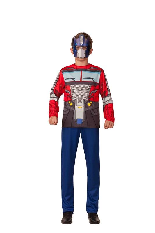 Карнавальный костюм для мальчиков – Оптимус Прайм, размер 116-60