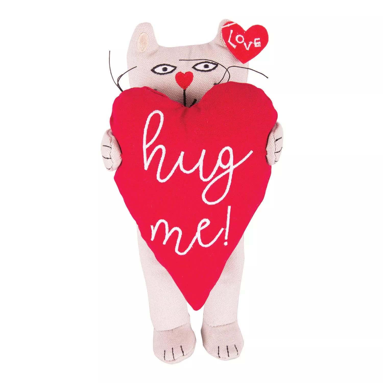 Мягкая игрушка - Кот Обними меня, 25 см Gulliver
