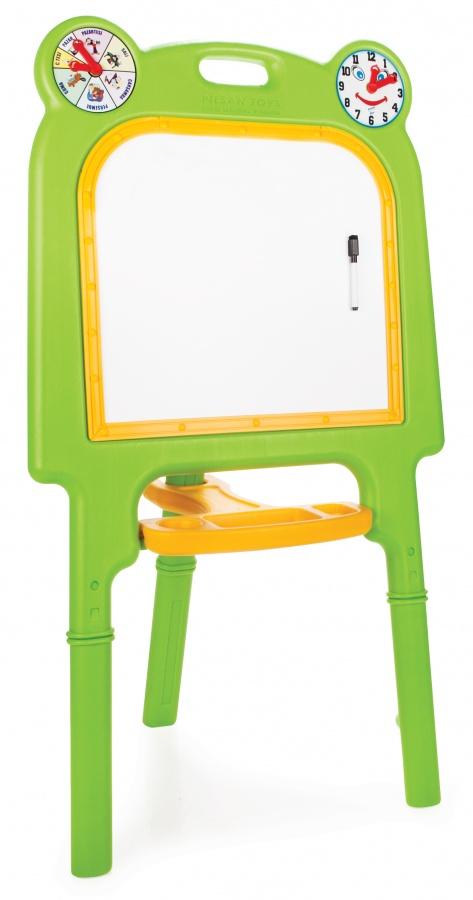 Доска для рисования Clever с маркером и ластикомМольберты<br>Доска для рисования Clever с маркером и ластиком<br>