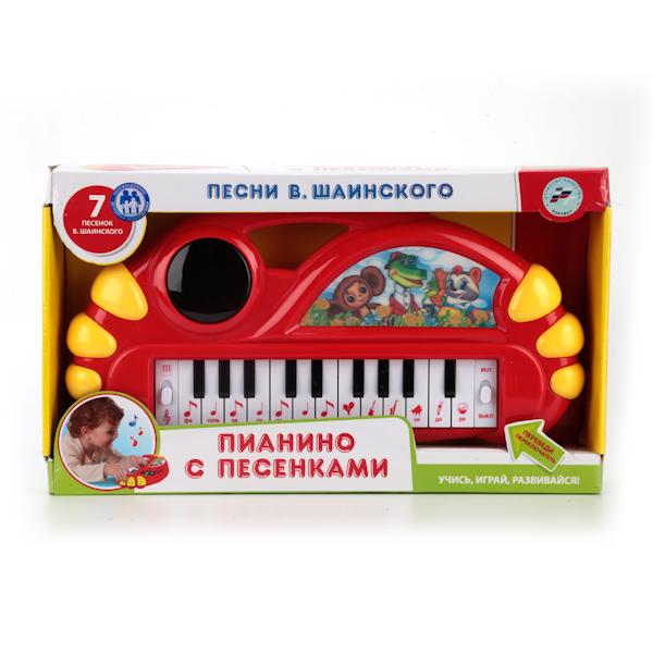 Купить Электропианино с песнями В. Шаинского, Умка