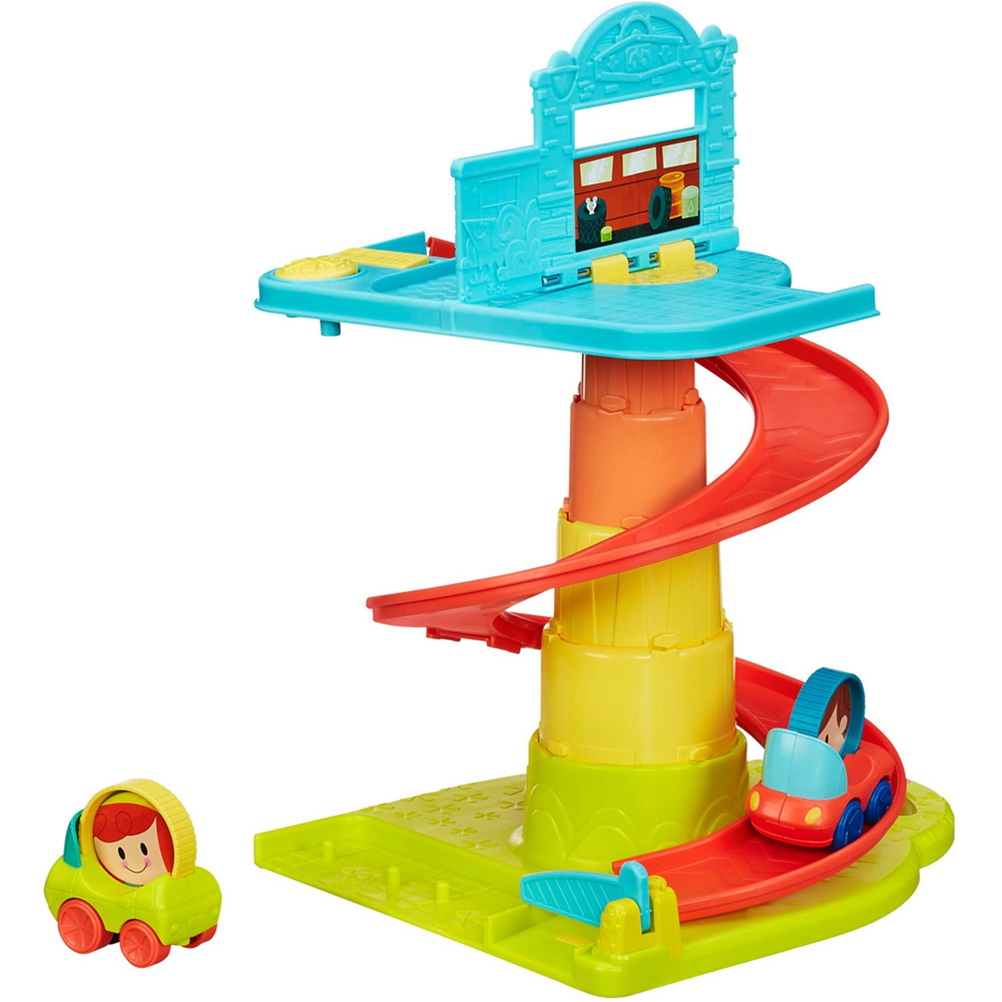 Веселый Гараж из серии Playskool - Развивающие игрушки PLAYSKOOL (Hasbro), артикул: 129299