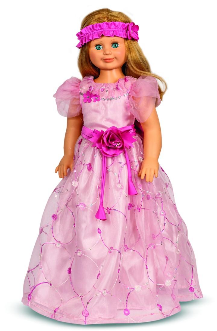 Купить Кукла «Милана 7», со звуковым устройством, 70 см., Весна